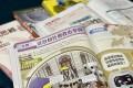 Liberal studies textbooks in Hong Kong. Photo: Chan Ho-him