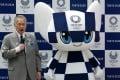 Tokyo 2020 Olympics Games president Yoshiro Mori. Photo: AFP