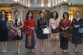 In Nothing but Thirty, one of the main characters was cropped from a picture for carrying a Chanel bag. A recent study has analysed how Chinese television shows have impacted female consumers in the country. Photo: Tencent Video