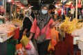 Shoppers at a market in Kuala Lumpur, Malaysia. File photo: Reuters