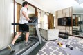 Guests isolating at Hong Kong Dorsett Group hotels can rent workout equipment via the Dorsett Mart online platform. Hotels, gyms, and nimble entrepreneurs are renting out equipment to travellers in hotel quarantine who want to maintain a fitness regime.