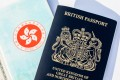 Those holding both Chinese and British citizenship will be treated as only Chinese nationals by Hong Kong, city leader Carrie Lam says. Photo: Bloomberg