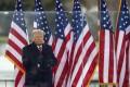 Former US president Donald Trump. Photo: TNS