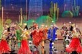 A dance performance during China's biggest Lunar New Year gala show has sparked debate and criticism online for featuring a blackface performance by Chinese artists. Photo: ThePaper.cn