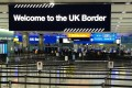 The visa scheme for British National (Overseas) passport holders was launched two weeks ago. Photo: AFP