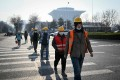 """International law experts say the deal could lead to """"incremental improvement"""" of Chinese workers' rights at best, in areas that are not incompatible with the country's political system. Photo: AFP"""