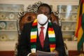 Zimbabwean President Emmerson Mnangagwa has expressed gratitude to China as his country seeks supplies of Covid-19 vaccines. Photo: Xinhua
