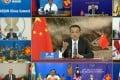 China's Premier Li Keqiang (centre) addresses Southeast Asian leaders at the Asean-China summit in November last year. Photo: AFP