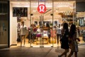 A Lululemon store in Shanghai. Photo: Getty Images