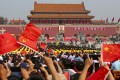 """An increasing number of Britons see China's rise as a """"critical threat"""", according to the survey. Photo: Xinhua"""