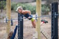 Katrin Davidsdottir finished second at the CrossFit Games 2020 finals in California. Photo: Meg Ellery/CrossFit Games