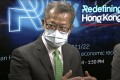 The latest webinar of the SCMP's Redefining Hong Kong series features Financial Secretary Paul Chan. Photo: SCMP