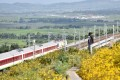 The Ethiopia-Djibouti railway, Africa's first modern electrified rail route, was built by Chinese firms. Photo: Xinhua
