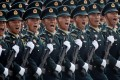 China's military spending is the second highest in the world after the United States, according to a US report. Photo: Reuters