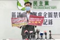 Ramon Yuen has complained about the Home Affairs Department. Photo: Democratic Party