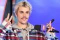 Canadian singer Justin Bieber. Photo: Getty Images via MTV/TNS