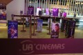 UA Cinemas have shut their doors for good after 36 years in Hong Kong. Photo: Felix Wong