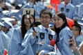 Chinese students accounted for 35 per cent of all the international students in the US in the 2019-20 school year. Photo: Xinhua