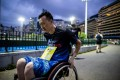 Wing Lam Tin-wing says his road to recovery has been through sport and remaining a social and outgoing person. Photo: Handout