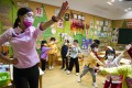 Preschools have been making touch decisions over the setting of next year's fees. Photo: Sam Tsang