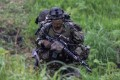 Japan's defence minister has flagged the possibility of raising its defence budget cap. Photo: Reuters