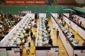 China inoculated more than 100 million people in one week. Photo: Reuters