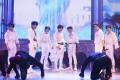 Stray Kids perform on South Korean reality TV competition 'Kingdom: Legendary War'. Photo: Kingdom