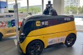 Meituan is one of several Chinese internet giants that have been actively developing autonomous delivery vehicles. Photo: Handout