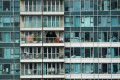 The price index of lived-in homes edged up 0.4 per cent to 390.8 in April from 389.1 in March. Photo: Felix Wong