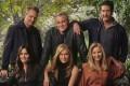 The cast of Friends. Photo: Handout