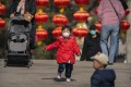 China will allow each couple to have three children. Photo: AP
