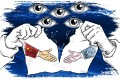 As its rift with the West deepens, Beijing fears the Five Eyes could become a platform to coordinate policy on China. Illustration: Henry Wong