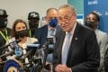 The US Senate's new China legislation includes one area of great interest to Senate Democratic leader Chuck Schumer: the allocation of up to US$80 billion over five years for basic and advanced tech research. Photo: Bloomberg