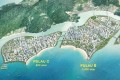 Penang's plans to create islands totalling 1,800 hectares.