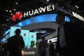 Huawei's enterprise business climbed 23 per cent on the year to 100.3 billion yuan (US$15.67 billion) in 2020. Photo: AP