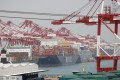 According to the World Container index from Drewry, prices have increased by 3.3 per cent to US$6,463.78 per 40-foot container – a record since the index began in 2011. Photo: Reuters