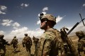 The withdrawal of US troops from Afghanistan is set to be completed in September. Photo: TNS