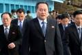 North Korean foreign minister Ri Son-gwon. Photo: Reuters