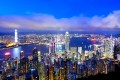 Hong Kong is intended to play a role as an Asia-Pacific headquarters and business services and innovation centre for the Greater Bay Area region, the report says. Photo: Shutterstock Images