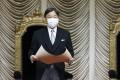 Japanese Emperor Naruhito. Photo: Kyodo