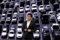Didi Chuxing's CEO Cheng Wei. Photo: Reuters