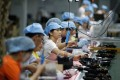 China's working age population, those aged between 16 and 59, is expected to decline by 35 million over the next five years. Photo: Reuters