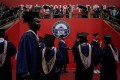 Many foreign students in China come from Africa or the subcontinent. Photo: Getty Images