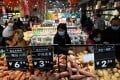 Diverging inflation paths will determine the different paces at which Asia's monetary authorities start to wind down coronavirus pandemic-era stimulus. Photo: AFP