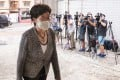 Chief Executive Carrie Lam on Sunday said three of the city's senior officials had paid a sufficient price for violating social-distancing rules. Photo: Nora Tam