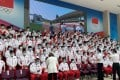 The Chinese team includes 298 female athletes, more than double the 133 male competitors. Photo: Weibo