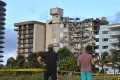 Champlain Towers South in Surfside, Florida, collapsed on June 24. Photo: Miami Herald / TNS