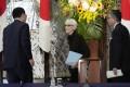 US deputy secretary of state Wendy Sherman will visit China on Sunday and Monday. Photo: AP
