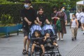 There has been confusion in China over when the policy change allowing three children would take effect. Photo: EPA-EFE