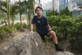 Nathan Chang, 11, achieved level 5 in a maths exam aimed at 18-year-olds. Photo: Jonathan Wong